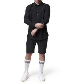 Houdini LS Shirt Men Herren true black